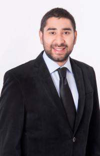 Platz 5: Omid Atai, 26, Student der Rechtswissenschaften, Gemeinderat, Landratskandidat, ehrenamtlicher Feuerwehrler und Rettungsdienstler - Einer der tut, was er sagt