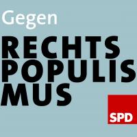 Logo: Gegen-Rechspopulismus