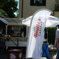Tonollo's Cafebar hat jetzt geöffnet