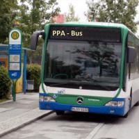 Ausweitung des PPA-Busverkehrs