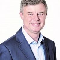 Bürgermeisterkandidat Reinhard Tonollo