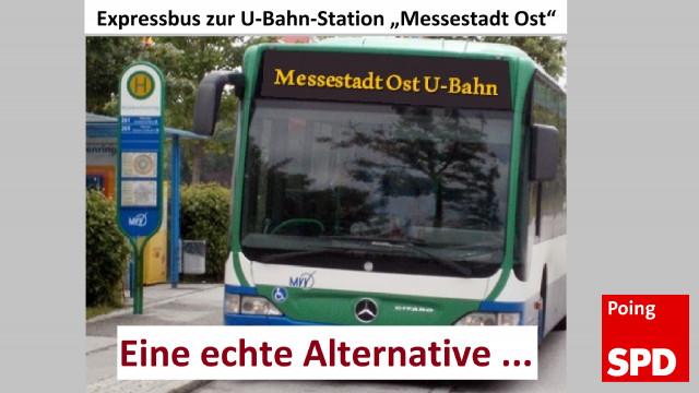 Expressbus-Aktion – ein tolles Experiment